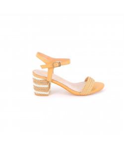Sandale à talon FOUZIA