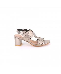Sandale à talon carré REGINA