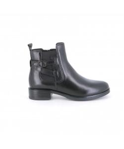 Boots en cuir GEISA