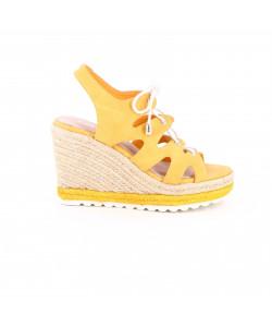 Sandale compensé CEDRINE