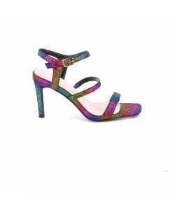 Sandale à talon GALOU