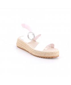 Sandale compensé CATHERINE