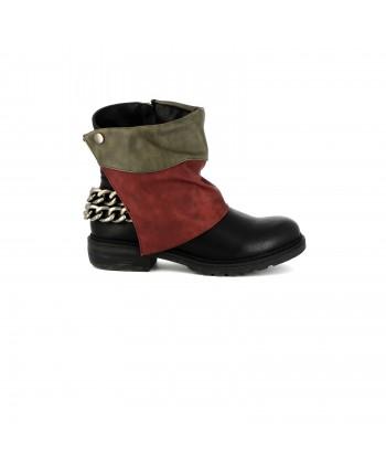 Chaussures Paprika noires femme 7XQ8p2