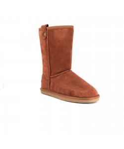Boots nubuck ELMIE Camel