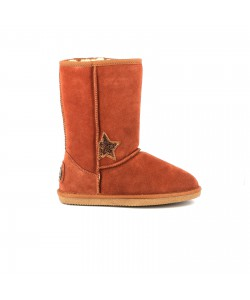 Boots montantes SHAKIRA Camel