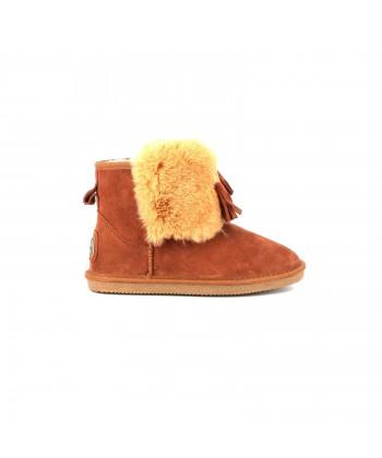Boots basses SIRENE Camel