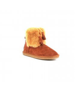 Boots basses SIRENE Camel