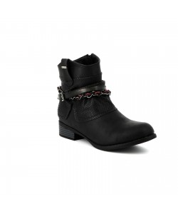 Bottine chelsea LIPSIA noir