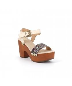Sandales compensées ARIZONA