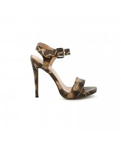 Sandales serpent BACCARA