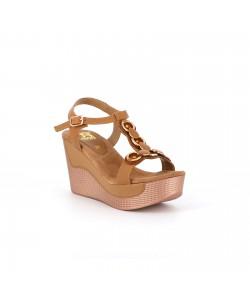 Sandales cuir MAGNOLIA