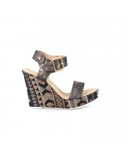 Sandales perlées SIDONIE