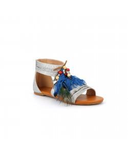 Sandales plates NOUCHKA
