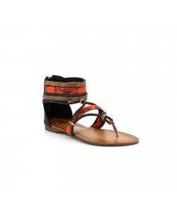 Sandales plates OLIVIER