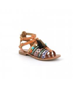 Sandales cuir ADWARE
