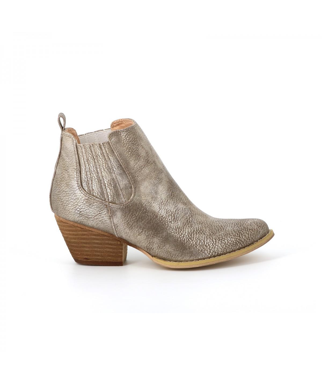 Boots, Bottines Cassis cote d'azur Bottine Ludivine Noir