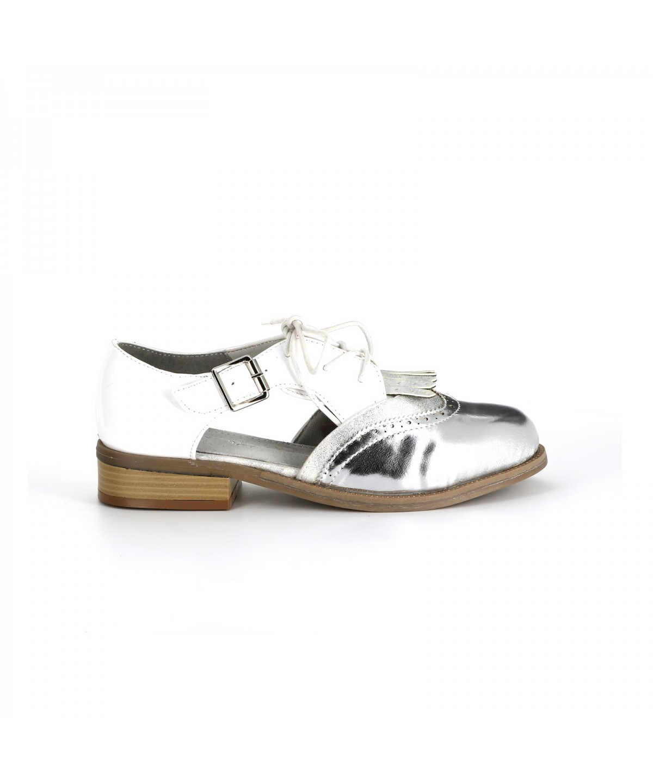 ouvertes Chaussures Derbies Qwerty d'Azur Femme Cassis Côte ZEdqxdrwRA