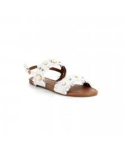 Sandales denim BRUTUS