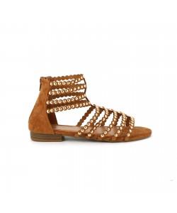 Sandales cloutées BOIKEN
