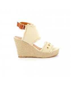 Sandale plateforme BELISA