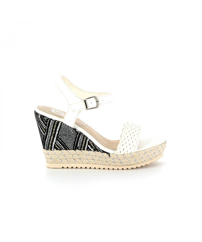 745c89a6362 Sandale plateforme Cassandra - Chaussures Femme - Cassis Côte d Azur