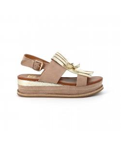 Sandale plateforme ETHEL