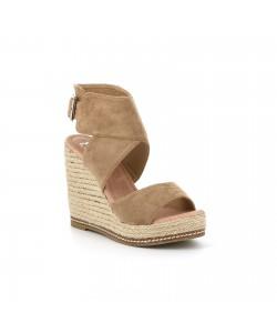 Sandale plateforme FRIDA