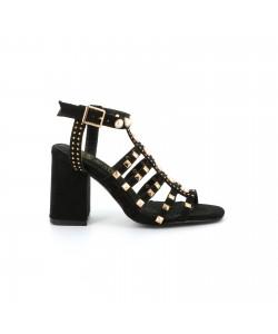 Sandale spartiate SIESTA noire