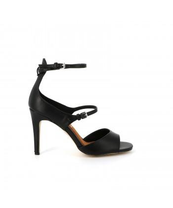 Sandale aiguille TIAMO noire