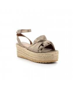 Sandale plateforme ABRIGA beige