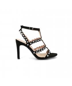 Sandale à talon COTI