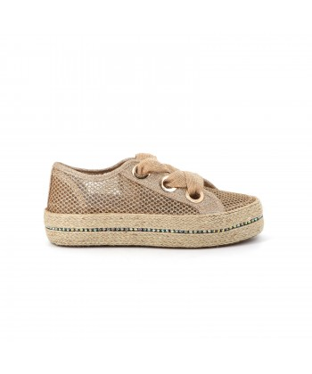 9f9fcd97b4e3a Espadrille Basket TEWIS - Chaussure Cassis